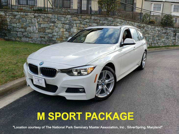 Used 2016 Bmw 3 Series 328i Xdrive In Silver Spring