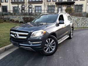 View 2014 Mercedes-Benz GL 450 4MATIC