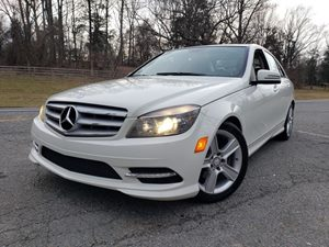 View 2011 Mercedes-Benz C 300