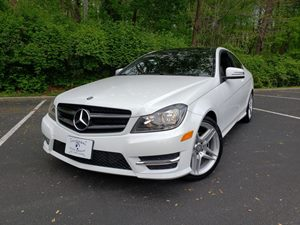 View 2015 Mercedes-Benz C 250
