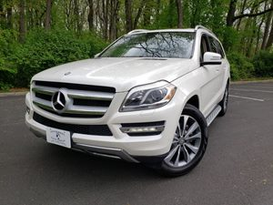 View 2016 Mercedes-Benz GL 350