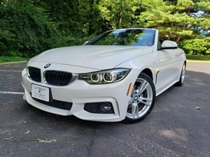 View 2018 BMW 4 Series