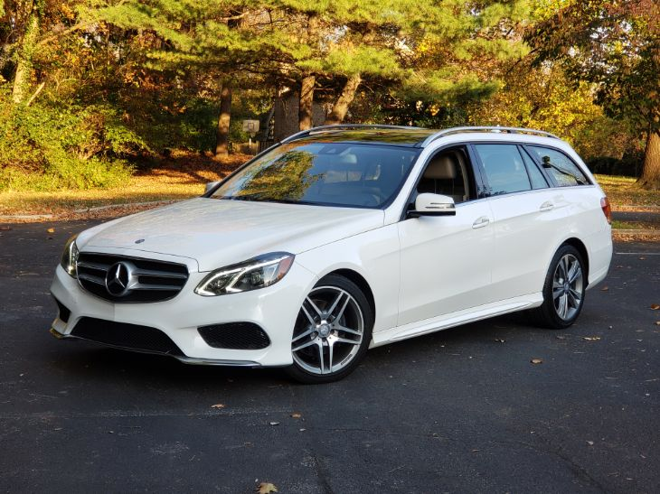 2016 Mercedes-Benz E 350 4MATIC Sport Wagon