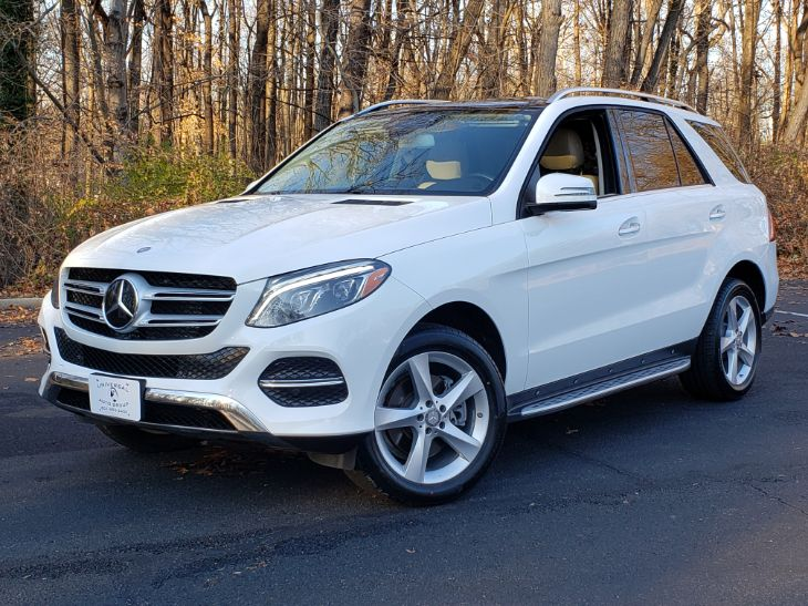 2016 Mercedes-Benz GLE 300d 4MATIC SUV