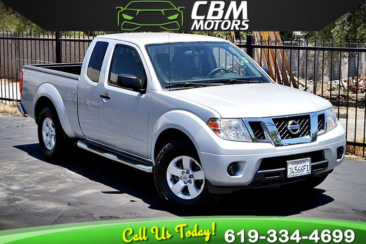 Sold 2012 Nissan Frontier SV King Cab W/ Running Boards LOW MILES In El  Cajon