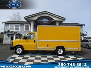View 2014 GMC Savana Commercial Cutaway