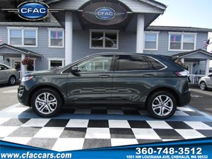 View 2015 Ford Edge