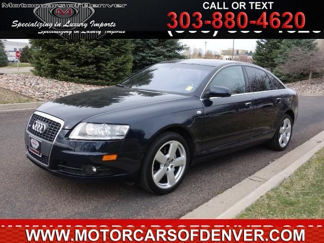 Used Audi For Sale Centennial CO Motorcars Of Denver - Audi car line