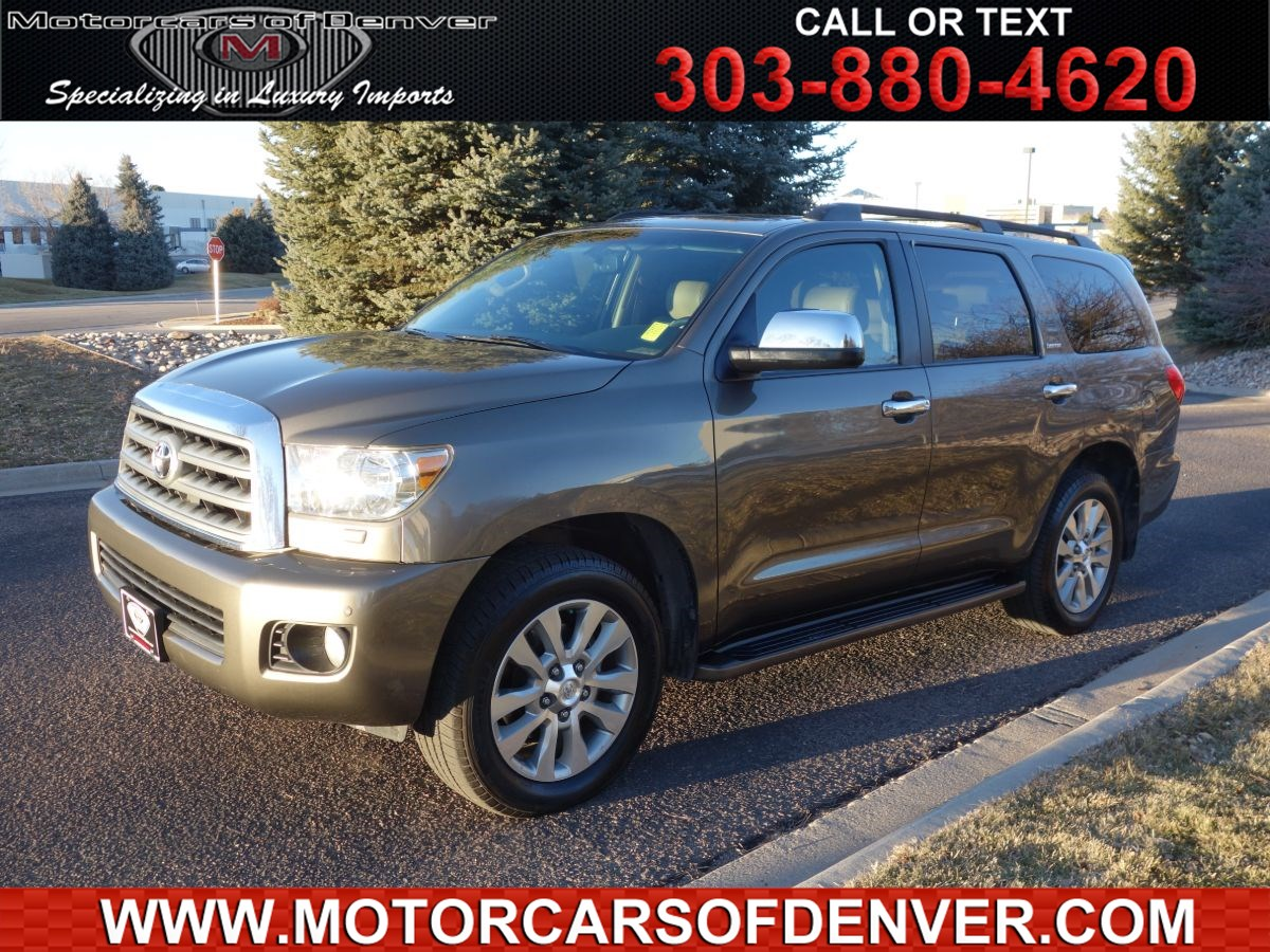 Used Toyota For Sale Centennial Co Motorcars Of Denver