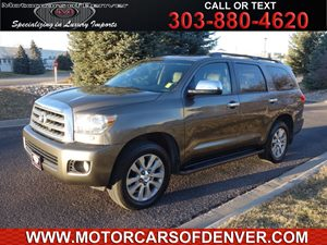 View 2012 Toyota Sequoia