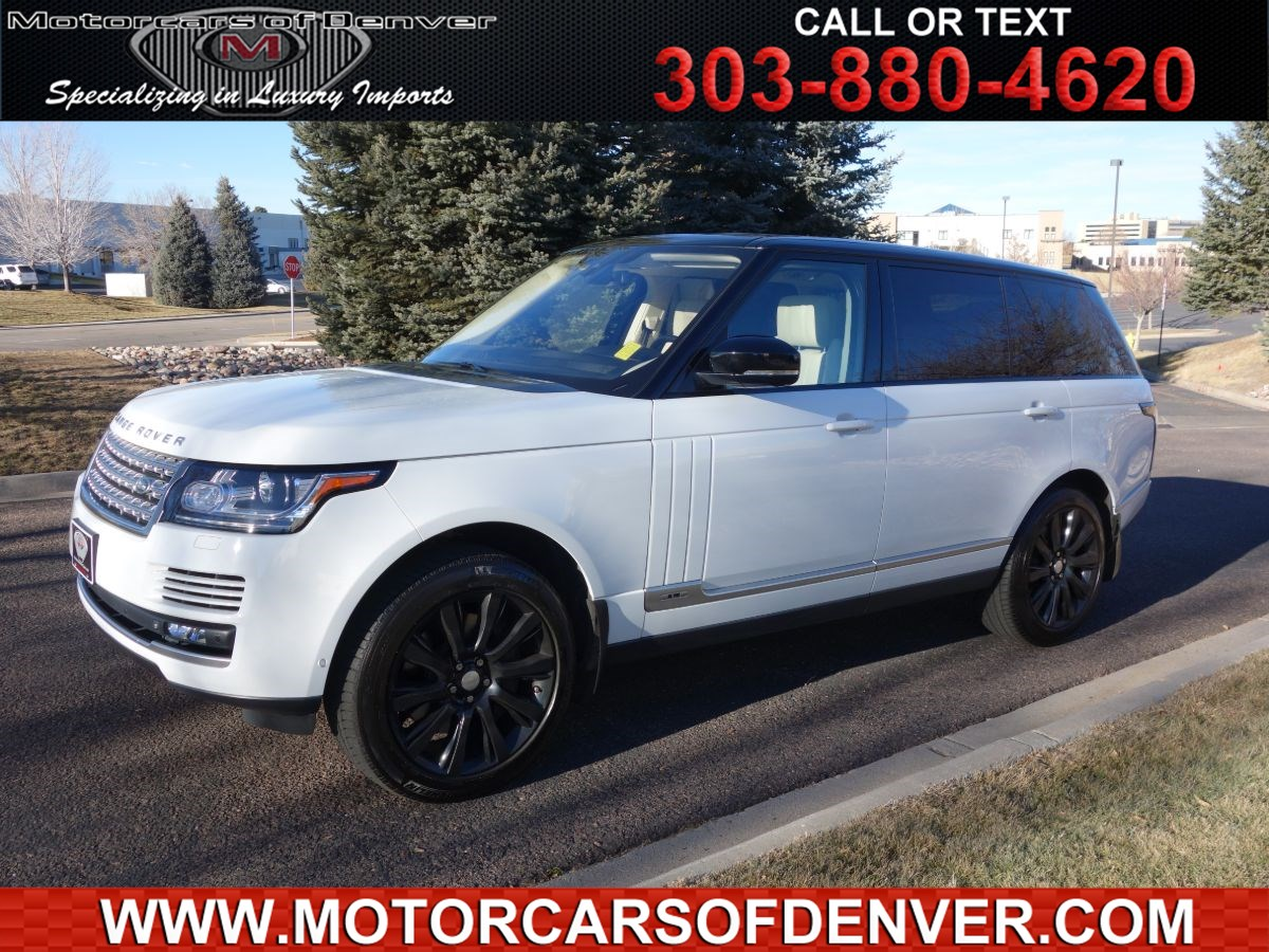Cars Trucks For Sale Centennial Co Motorcars Of Denver
