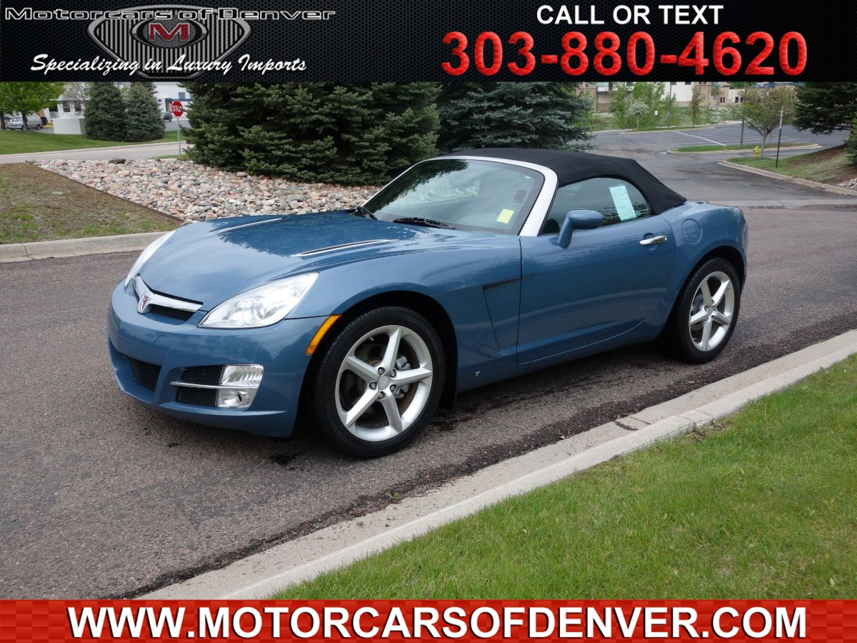 2008 Saturn Sky New tires Low Miles