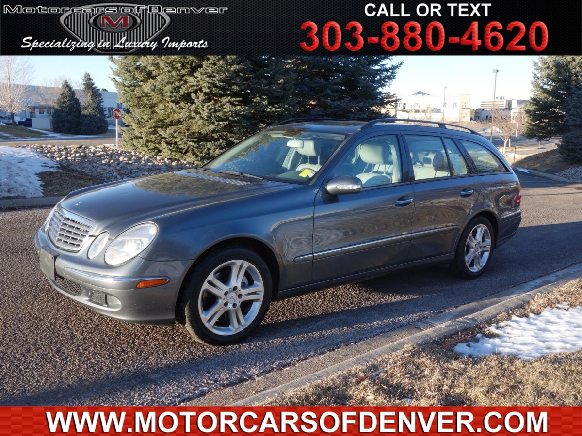 2006 Mercedes-Benz E350 4MATIC Wagon
