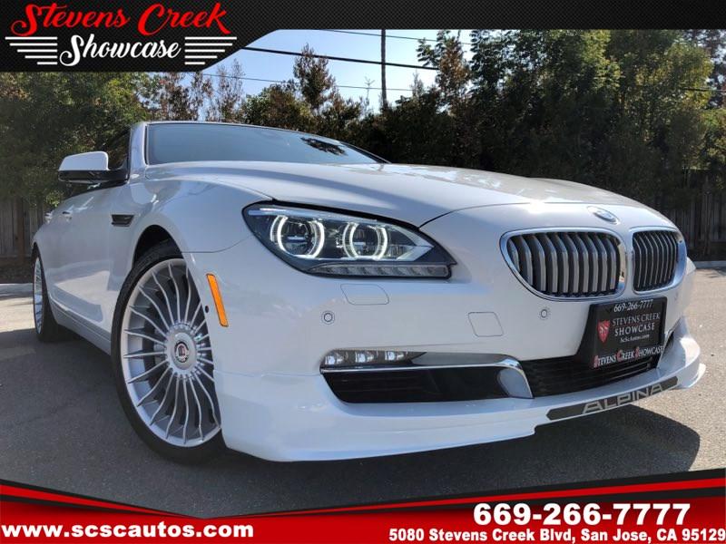 Used BMW Series ALPINA B GRND COUPE In San Jose - Bmw b6 alpina price