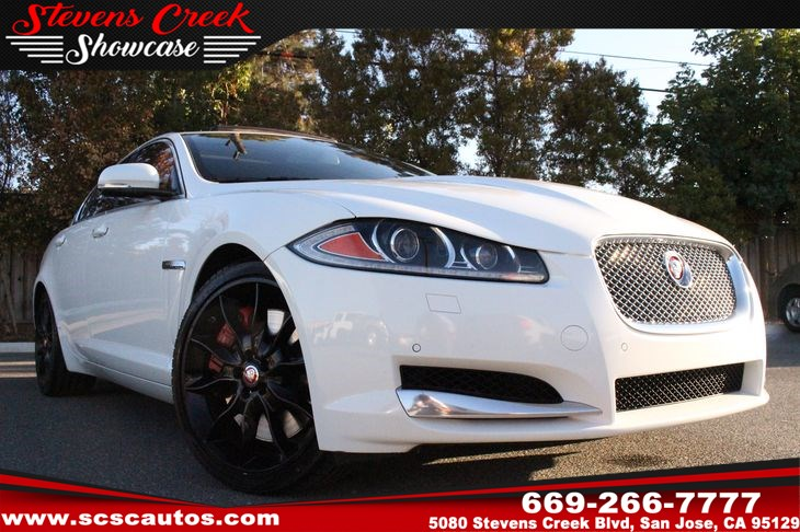 2014 Jaguar XF V8 Supercharged