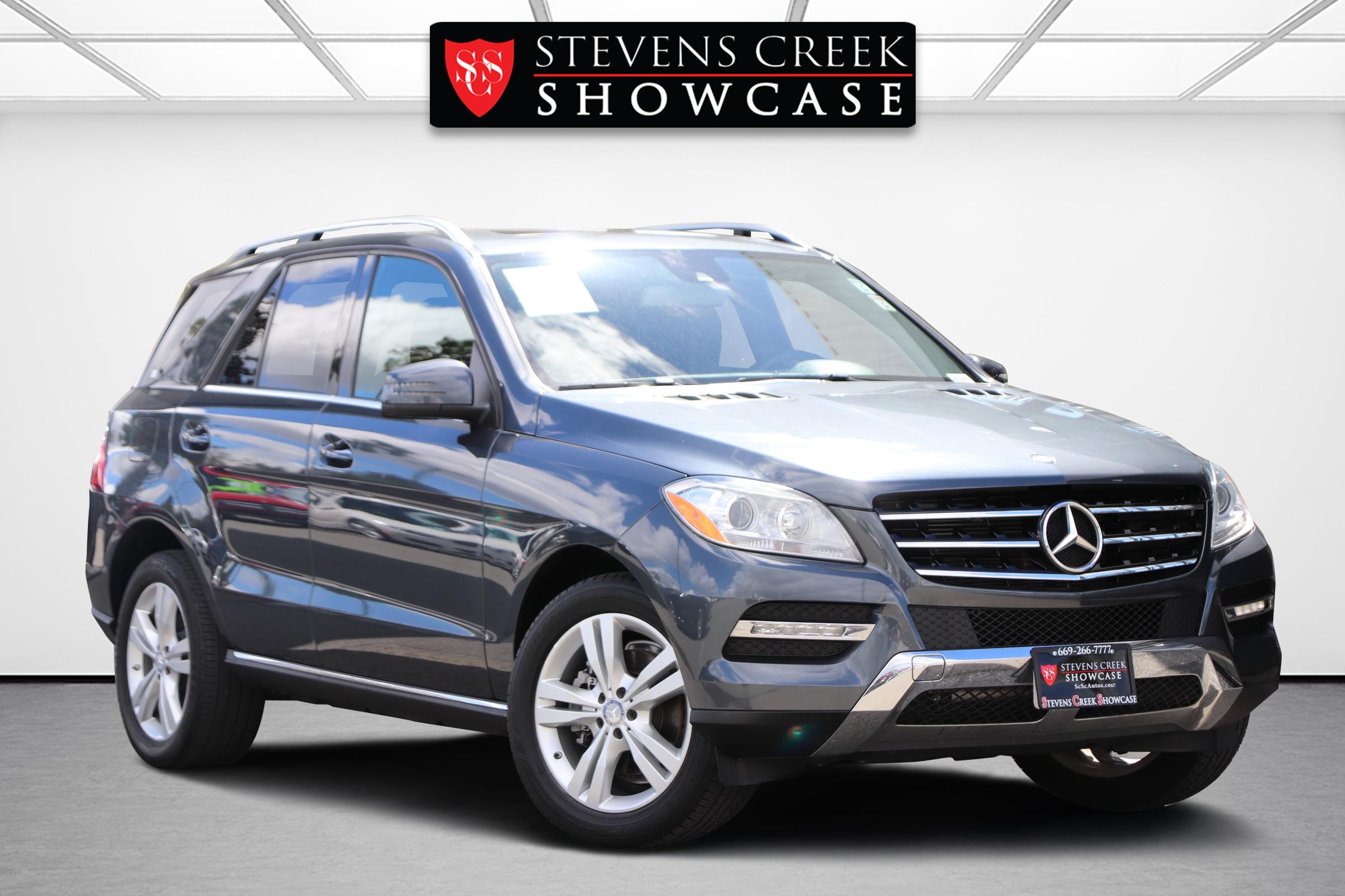 Mercedes Stevens Creek >> 2014 Mercedes Benz Ml 350 Suv Stevens Creek Showcase