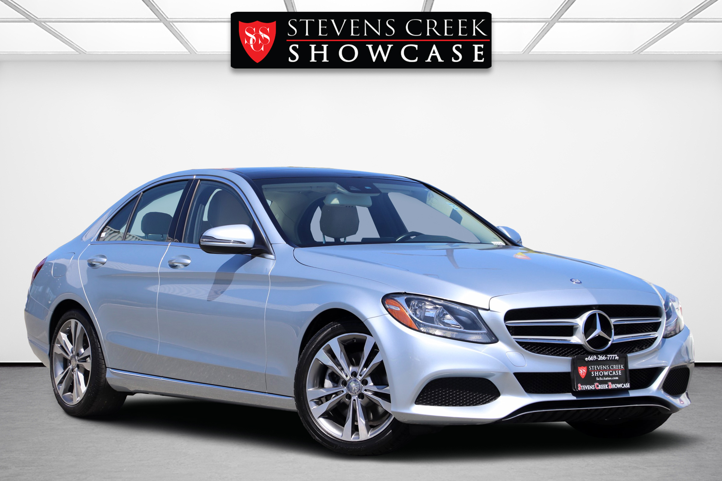 Mercedes Stevens Creek >> Used 2016 Mercedes Benz C 300 Sedan In San Jose