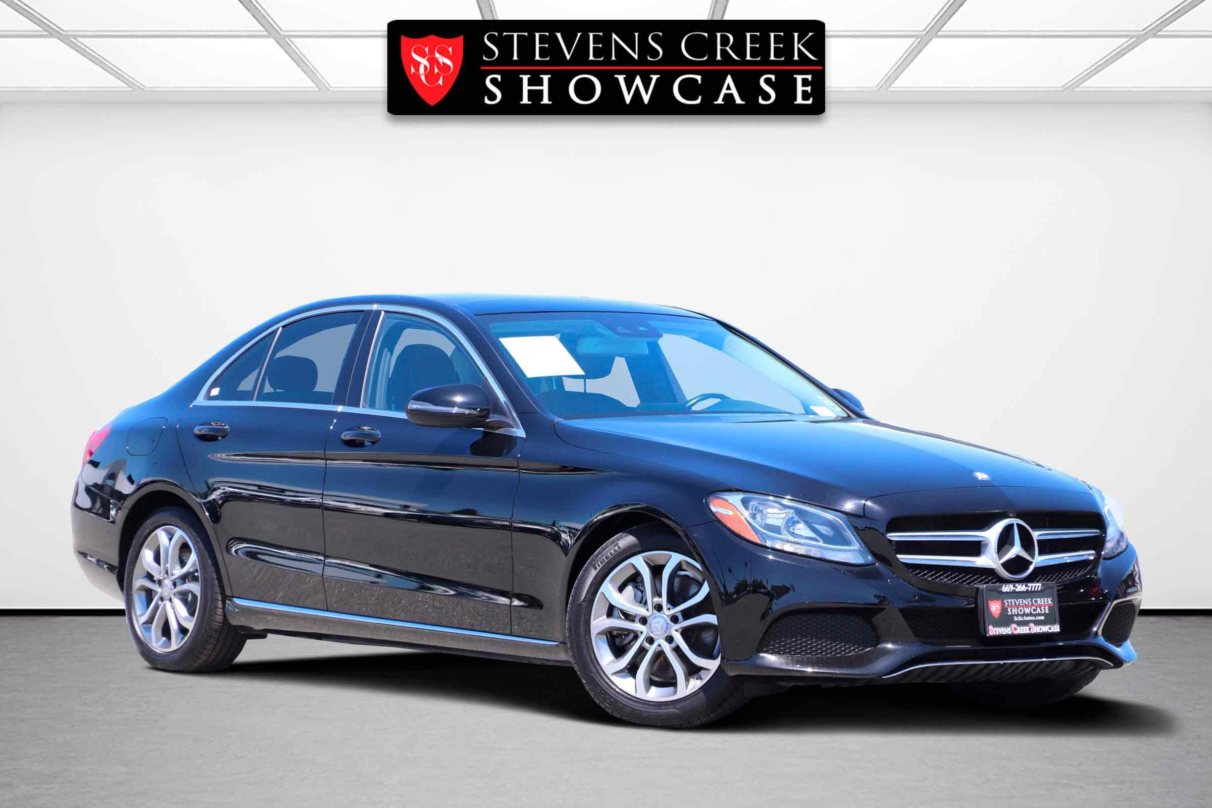 Mercedes Stevens Creek >> 2016 Mercedes Benz C 300 Sedan Stevens Creek Showcase