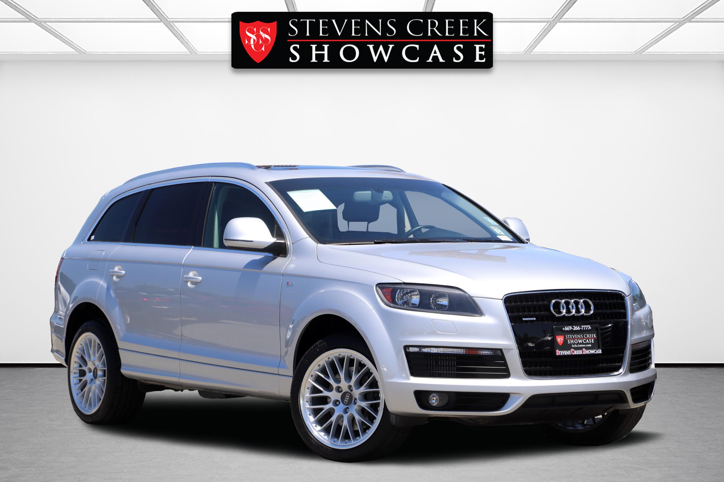 2009 Audi Q7 Premium - Stevens Creek Showcase