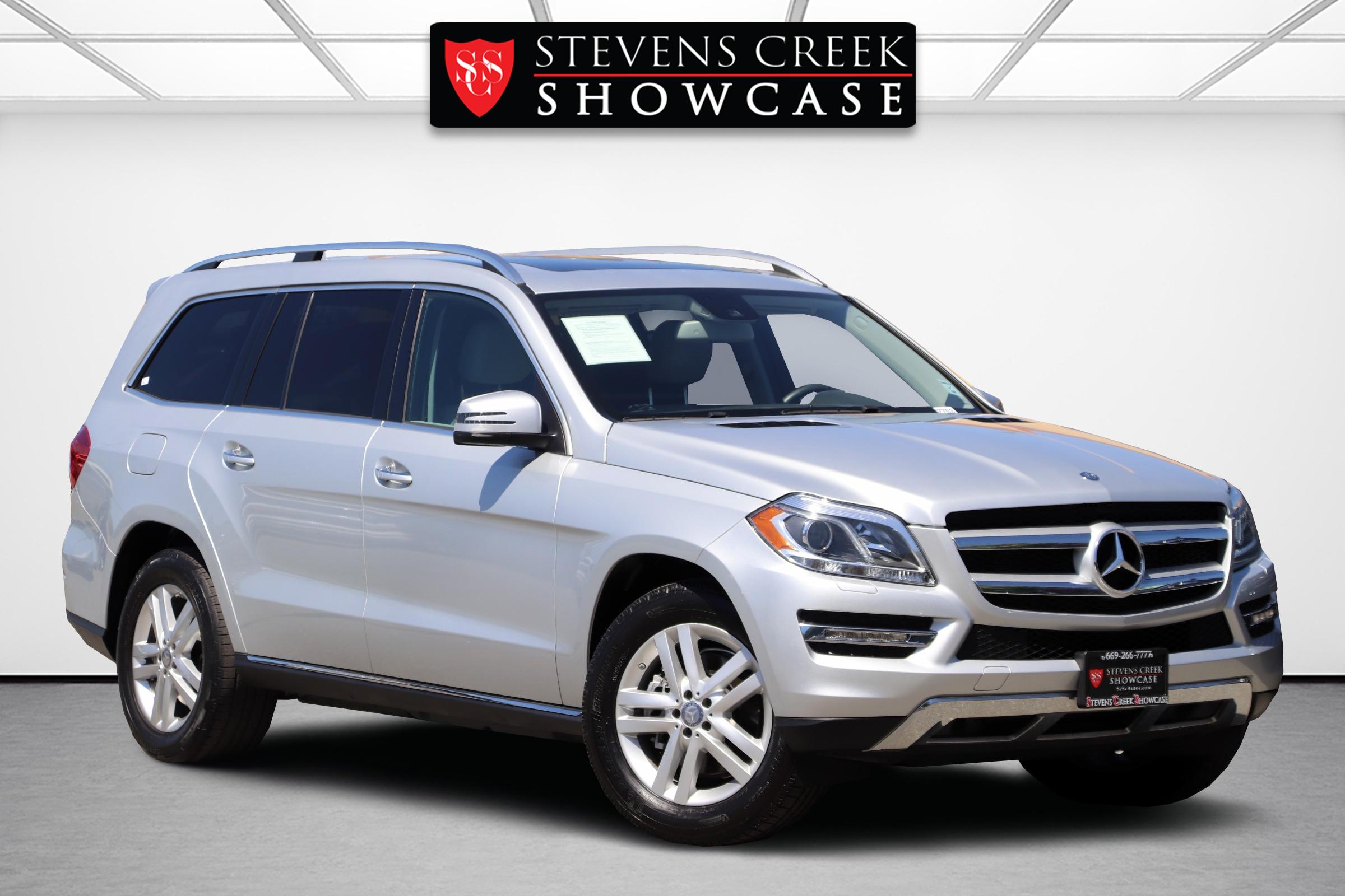 Mercedes Stevens Creek >> 2016 Mercedes Benz Gl 450 Suv Stevens Creek Showcase