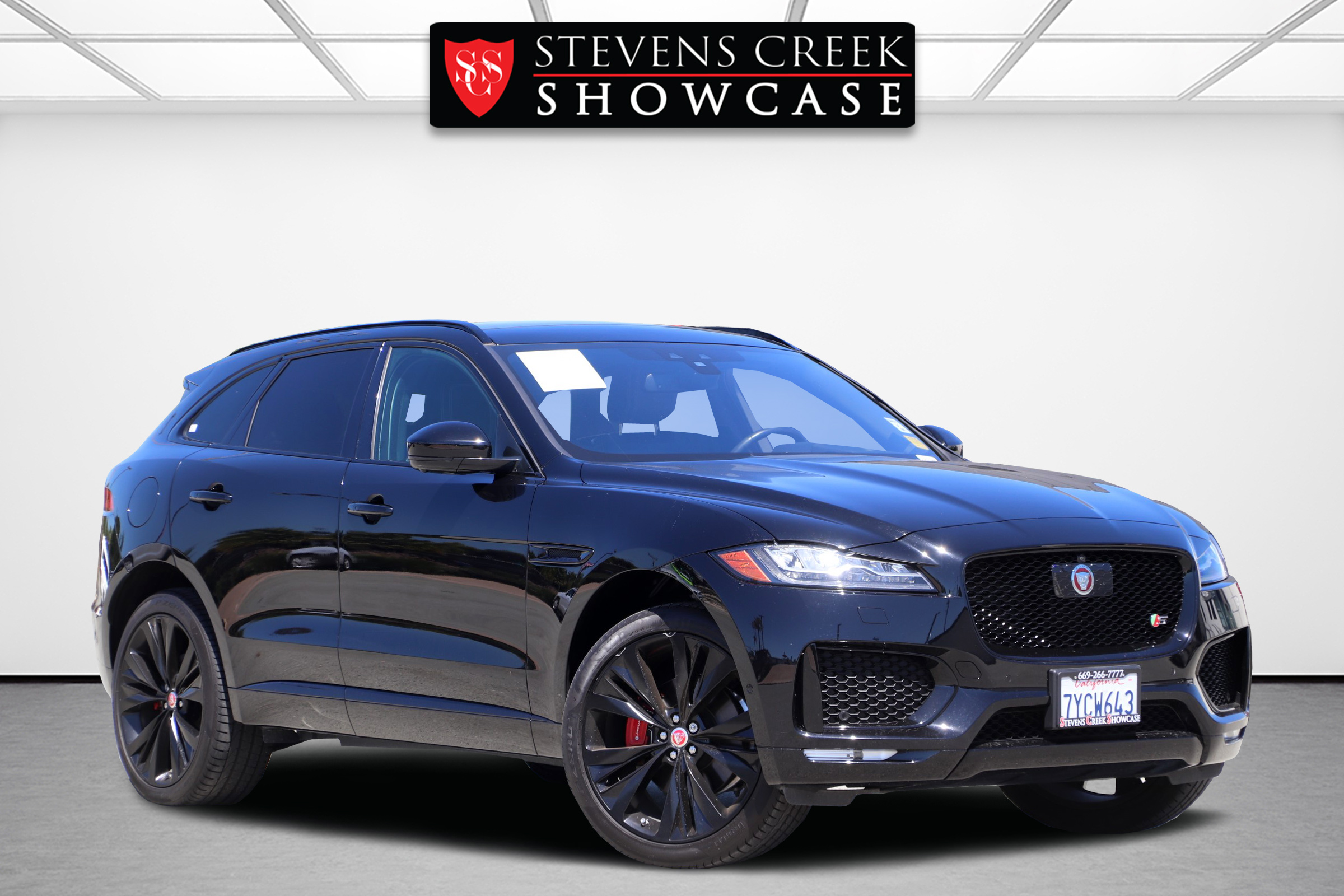 Jaguar San Jose >> 2017 Jaguar F Pace S Awd S Stevens Creek Showcase