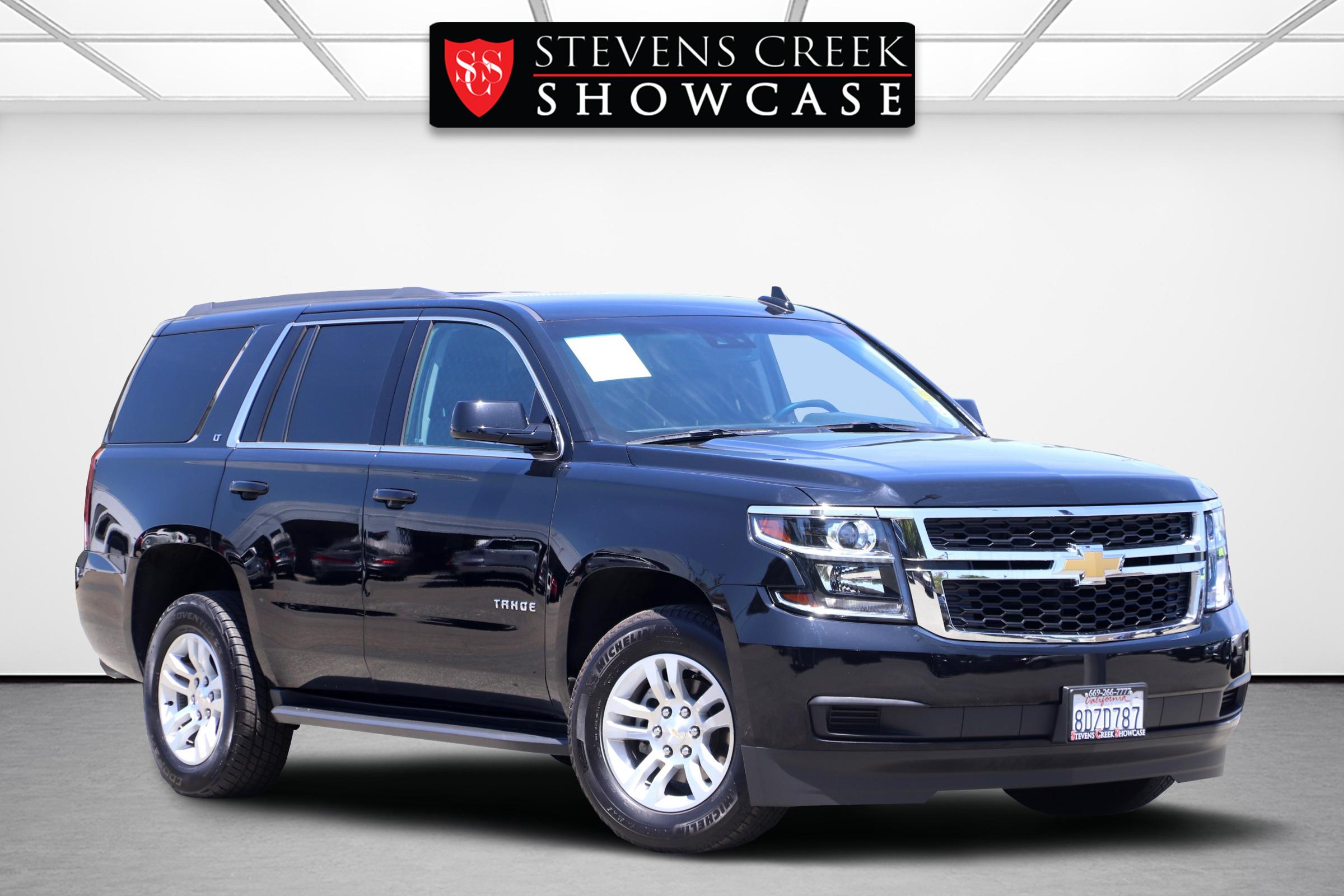 Stevens Creek Chevrolet >> 2018 Chevrolet Tahoe Lt Stevens Creek Showcase