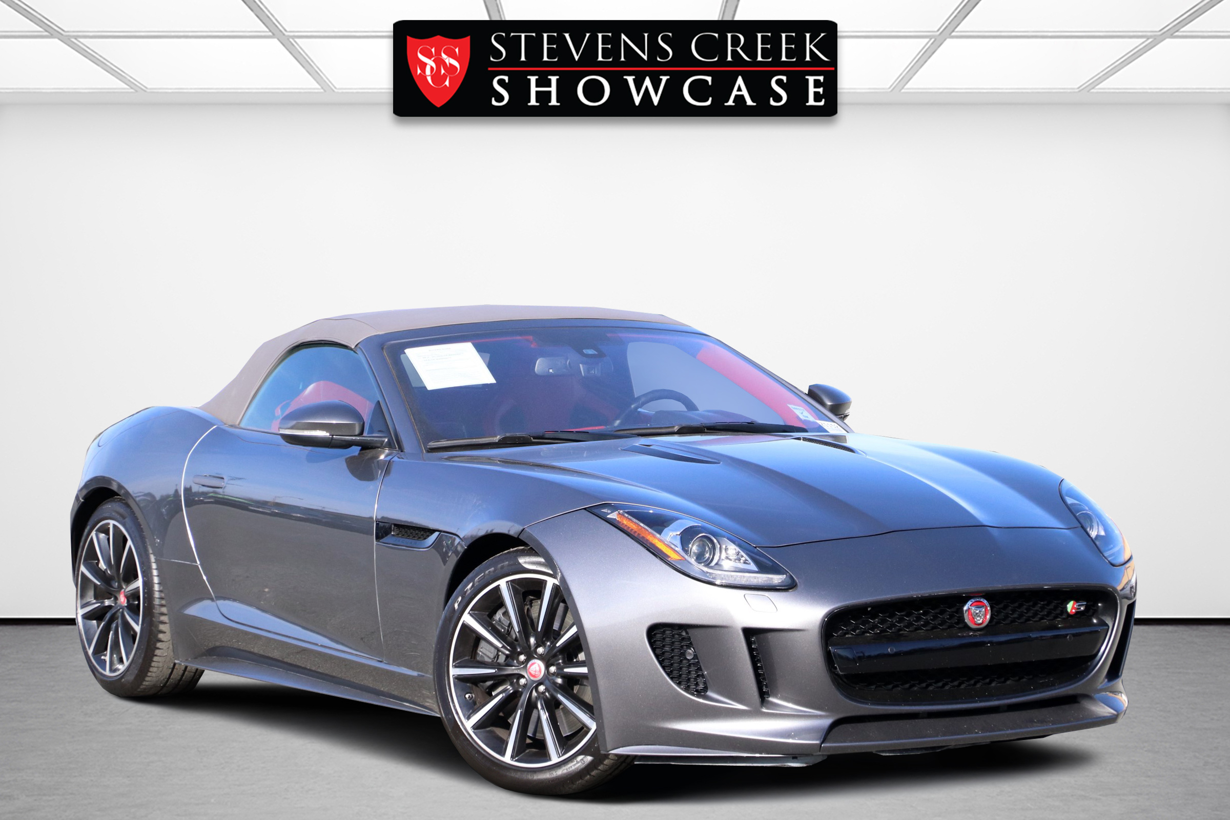 2017 Jaguar F-TYPE S