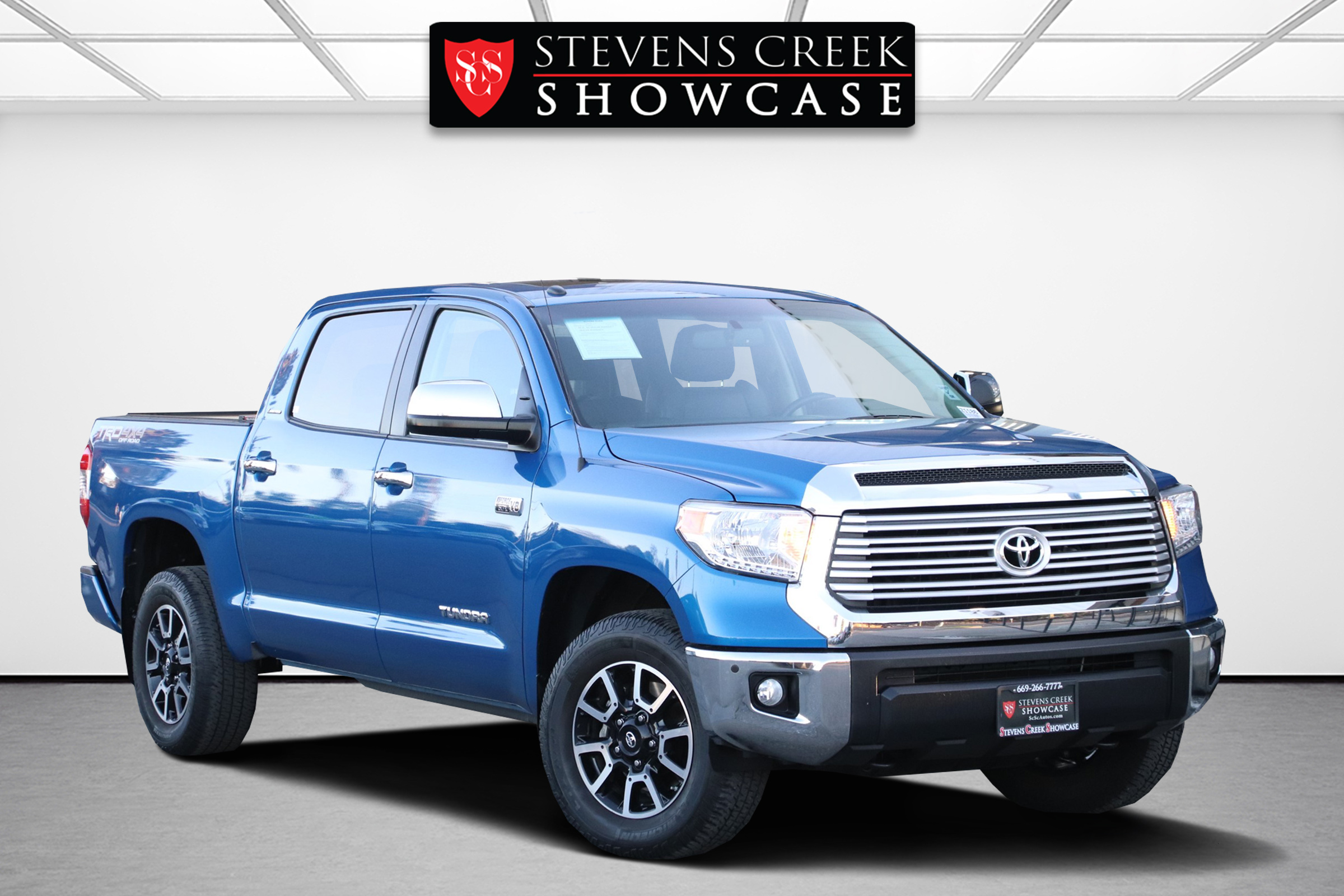 2017 Toyota Tundra 4WD Limited