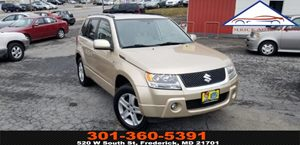 View 2007 Suzuki Grand Vitara