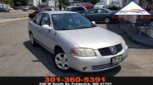 View 2005 Nissan Sentra