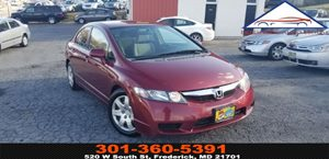 View 2009 Honda Civic Sdn