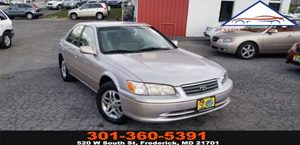 View 2001 Toyota Camry