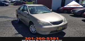 View 2005 Toyota Camry