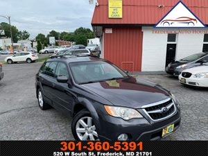 View 2008 Subaru Outback
