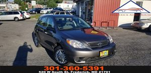 View 2007 Toyota Matrix
