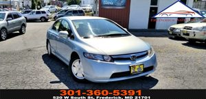 View 2006 Honda Civic Hybrid