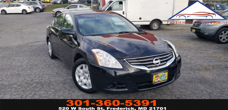 Used 2011 Nissan Altima 2 5 in Frederick