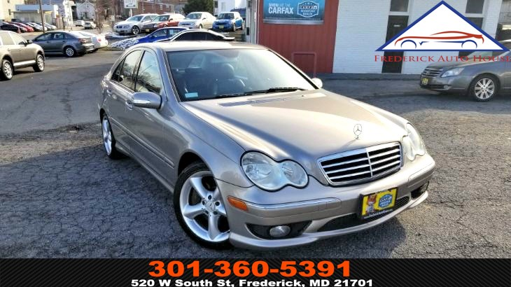 2005 Mercedes-Benz C230 Sport Sedan Automatic