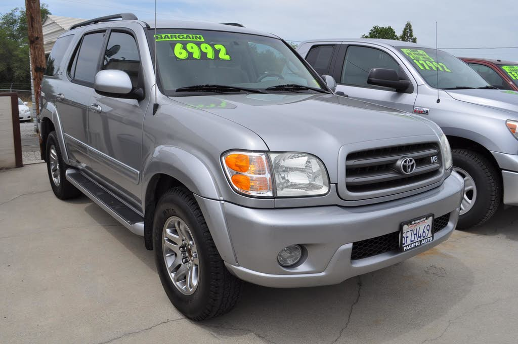 sold 2004 toyota sequoia sr5 in auburn 2004 Toyota Sequoia OEM Wheels featured