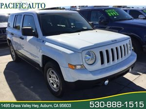 View 2015 Jeep Patriot