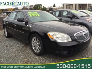 View 2009 Buick Lucerne