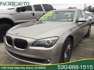 View 2011 BMW 7 Series