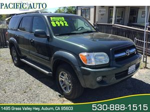 View 2006 Toyota Sequoia