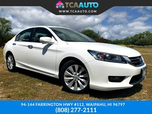 View 2015 Honda Accord Sedan