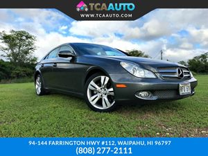 View 2010 Mercedes-Benz CLS 550