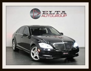 View 2010 Mercedes-Benz S 550