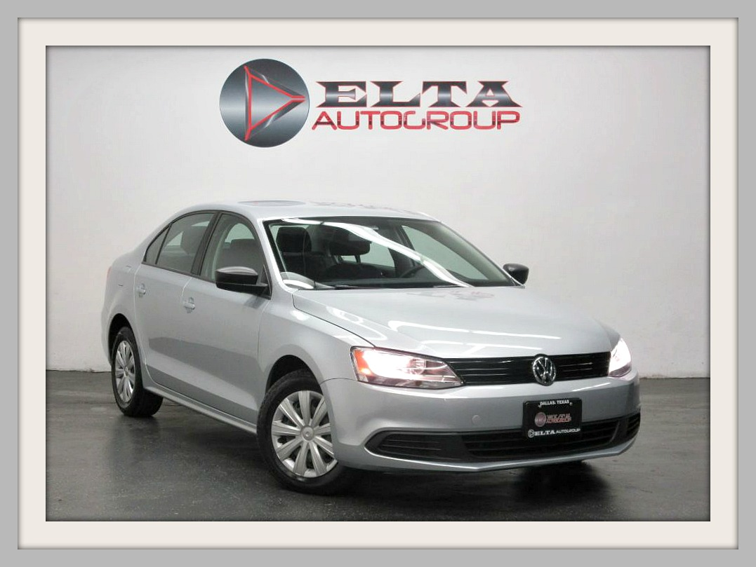 2011 Volkswagen Jetta Sedan S * AUTOMATIC * LOW MILES * 1 OWNER