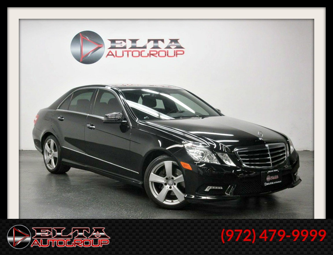 2010 Mercedes-Benz E 350 SPORT * NAVIGATION * CAMERA * LOW MILES