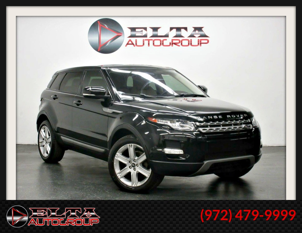 2013 Land Rover Range Rover Evoque Pure Plus * NAVI * CAMERA * PANORAMIC * LOW MILES