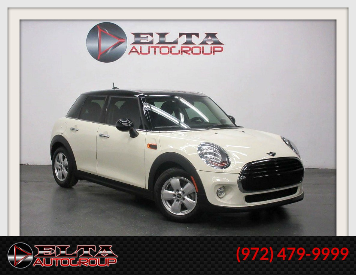 2018 MINI Hardtop 4 Door Cooper * CAMERA * ROOF * AUTO * LOW LOW MILES